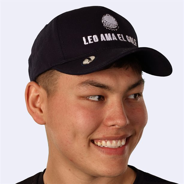 Gorras de golf con bordado personalizado