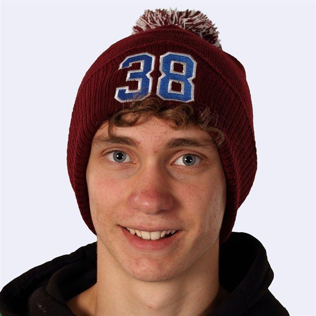 bonnets à pompon personnalisés