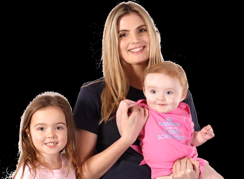 Personalisierte Babykleidung
