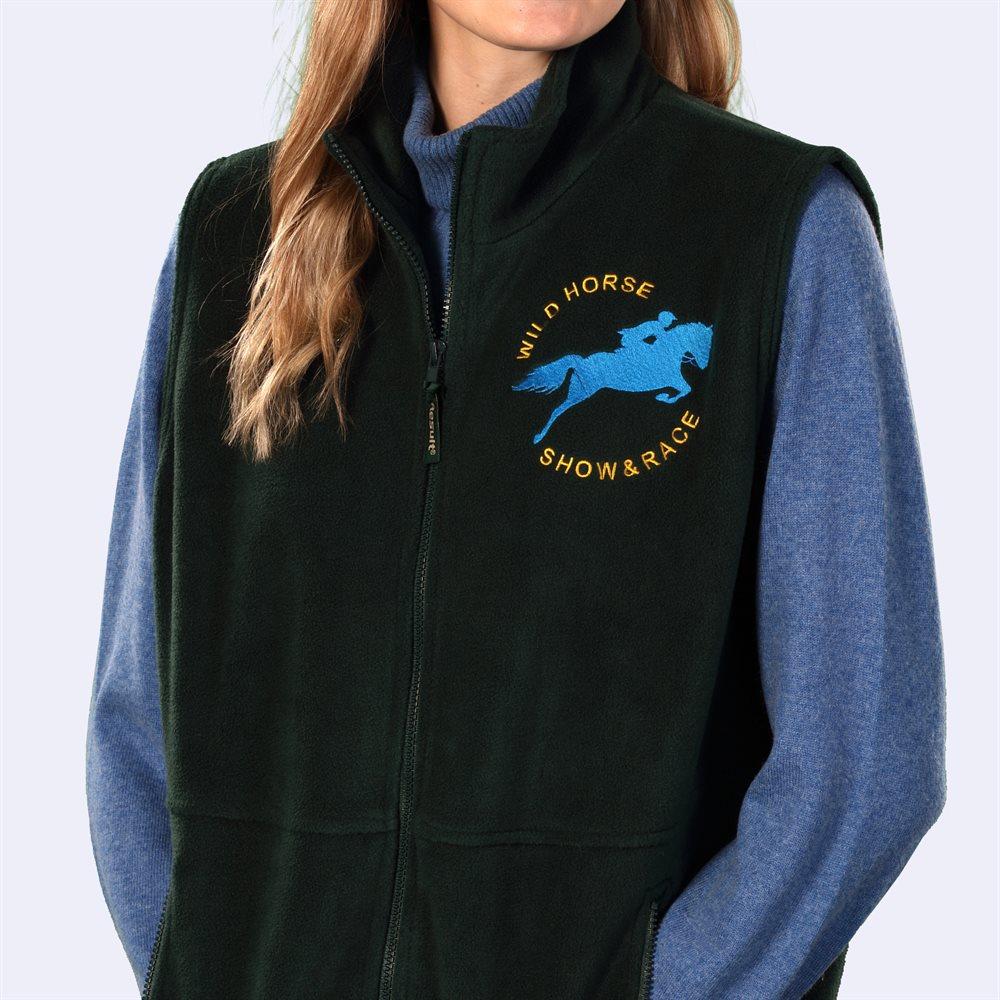 Chalecos polares personalizados