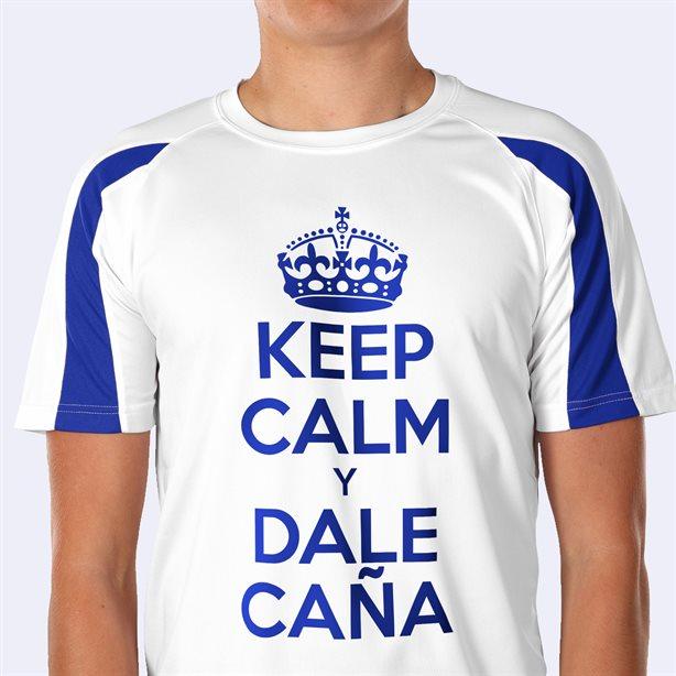 Impresión de camisetas deportivas con contraste personalizadas
