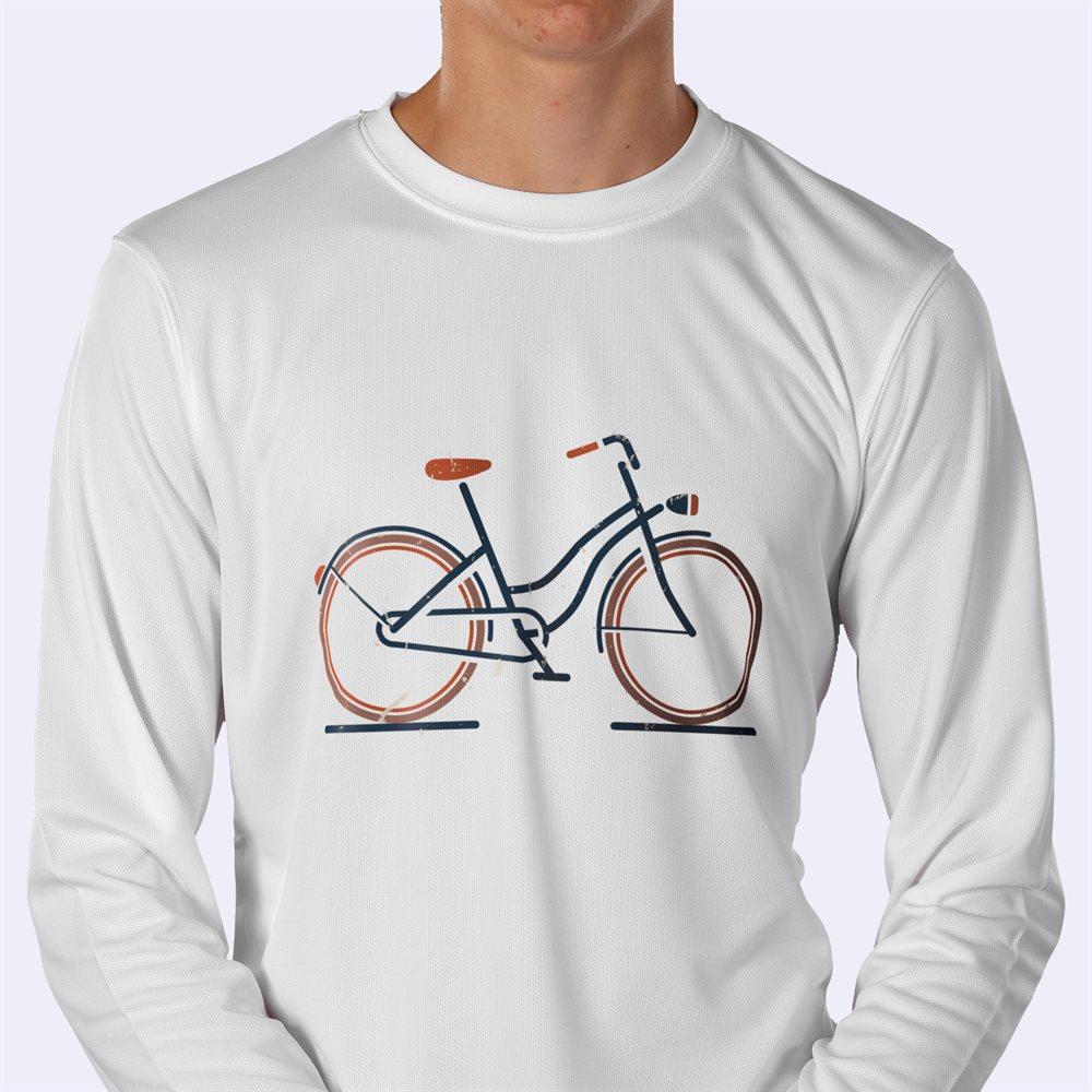Impresión de camisetas deportivas de manga larga personalizadas