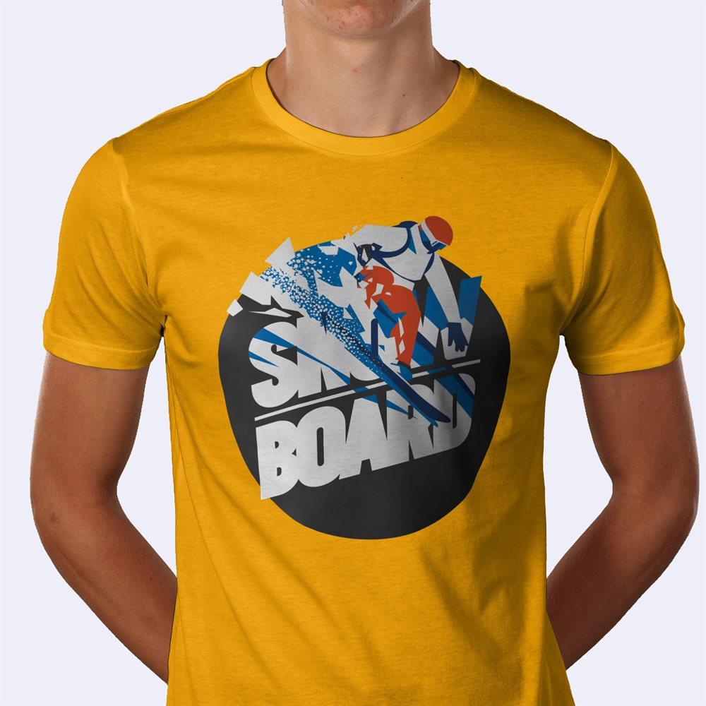 Impresión de camisetas orgánicas