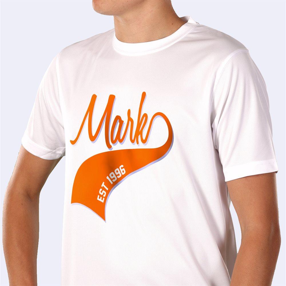 Impresión de camisetas deportivas personalizadas