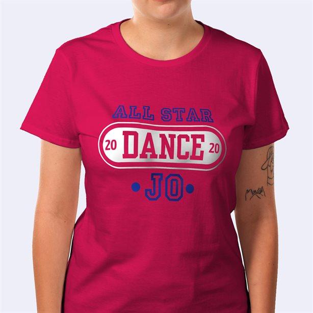 Impresión de camisetas ajustadas Premium