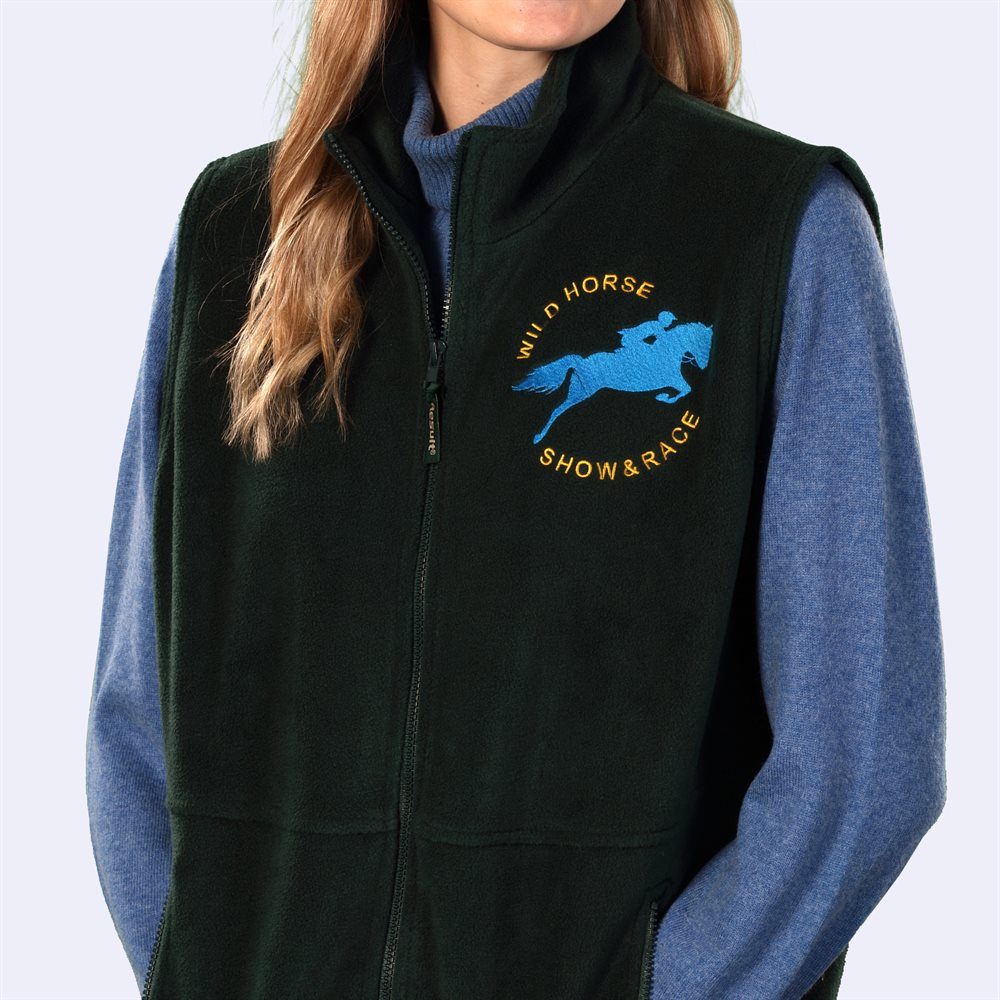 Personalisierte Fleece-Thermowesten