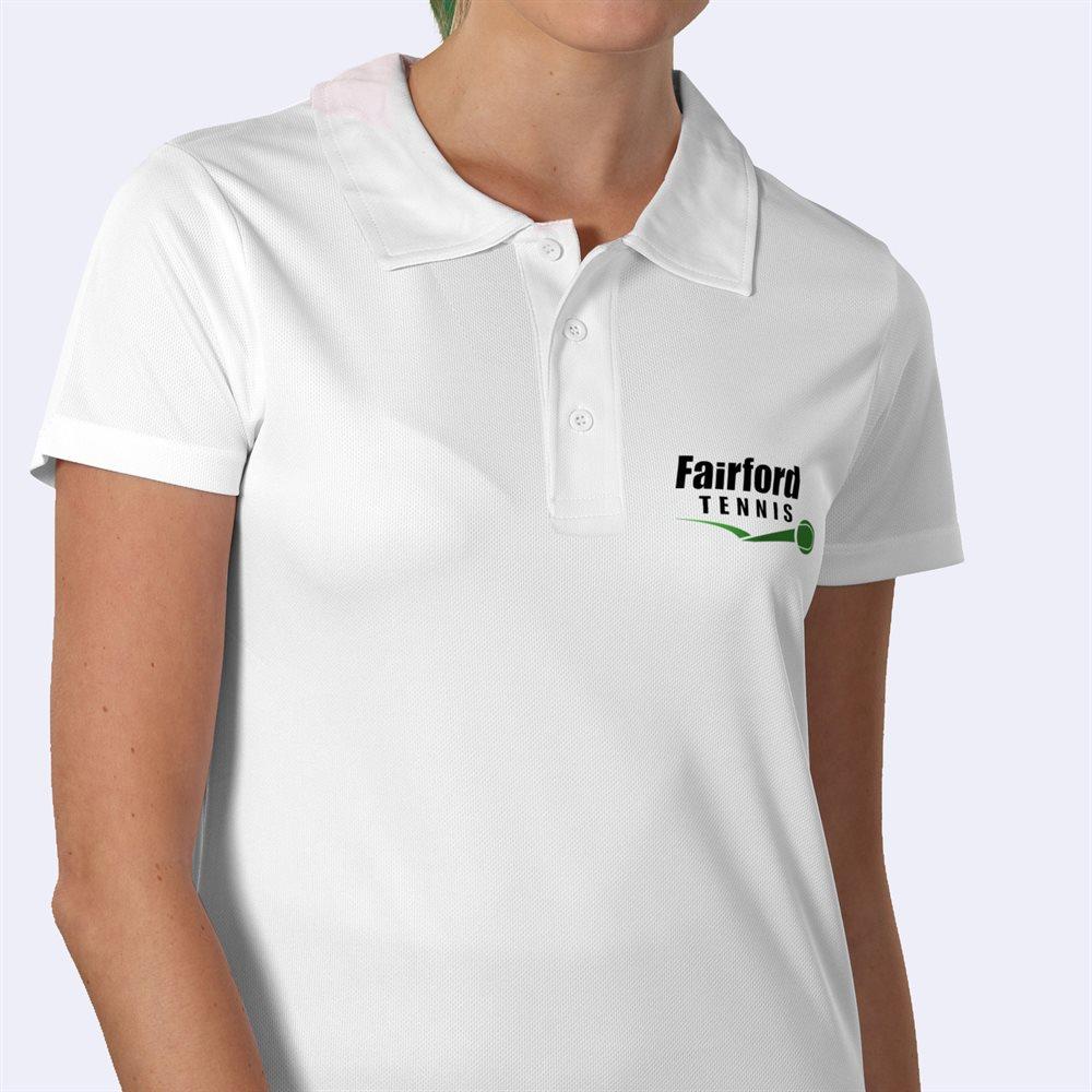 Personalisierte Sport Poloshirts bedrucken