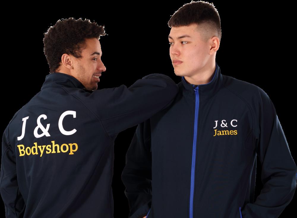 Personalised Fleeces & Jackets