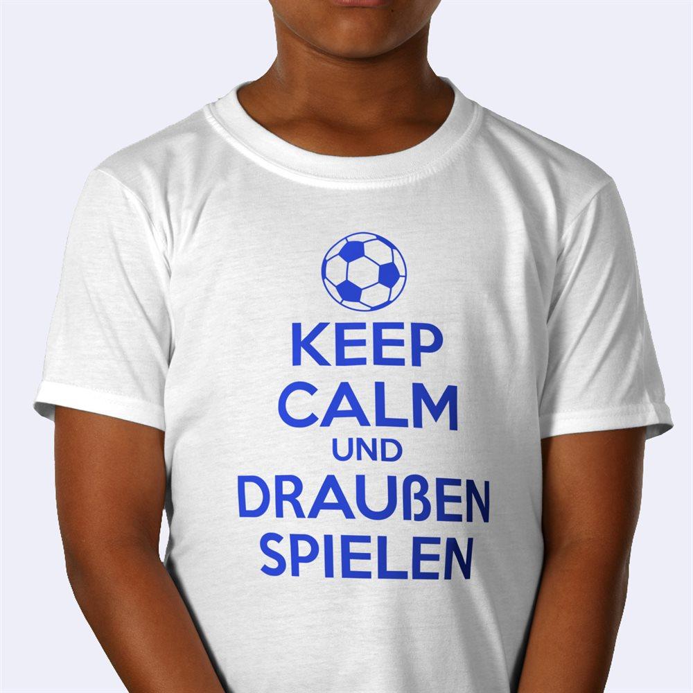 Personalisierte Kinder Günstiges T-Shirt bedrucken