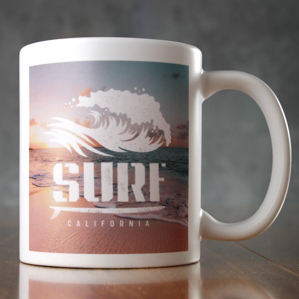 Personalised Matte Mug Printing