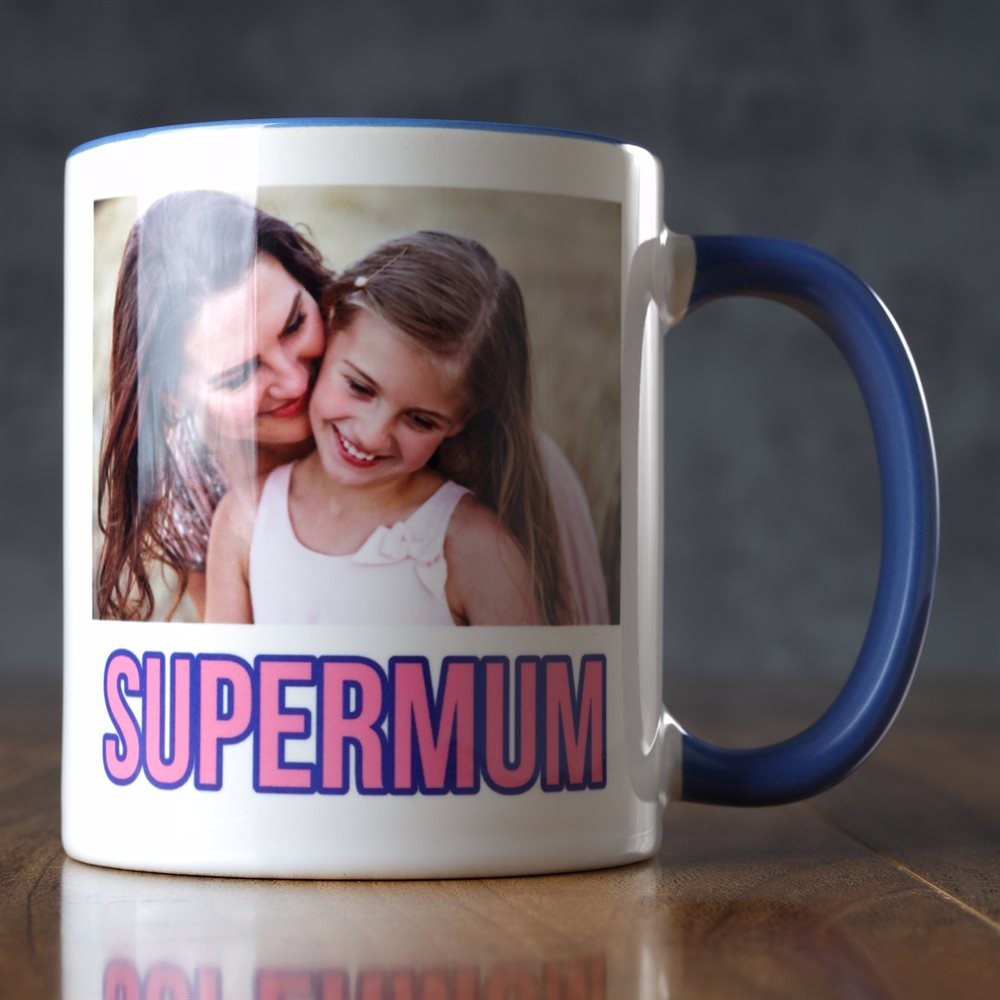 Personalised Two-Tone Mug Printing