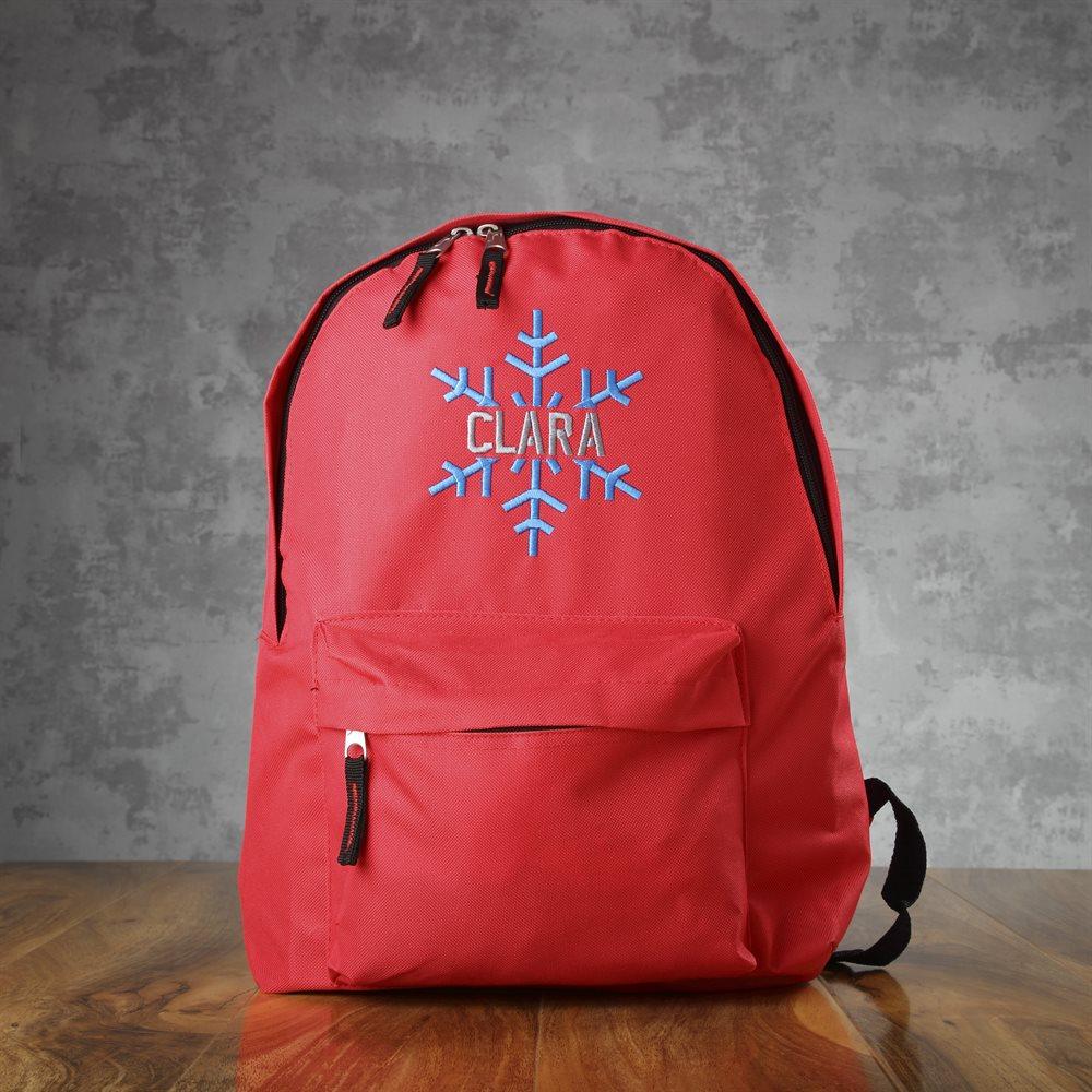 Custom Embroidered Backpacks