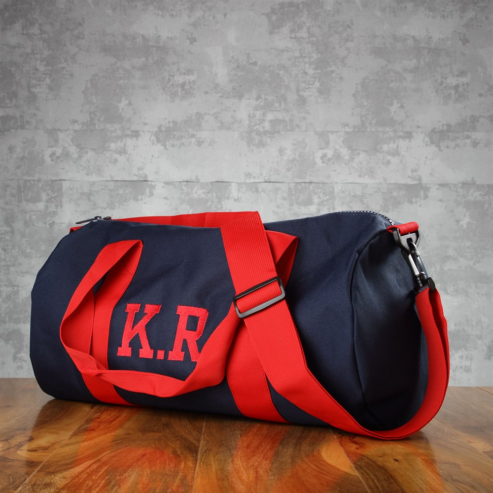 Custom Embroidered Duffel Bags