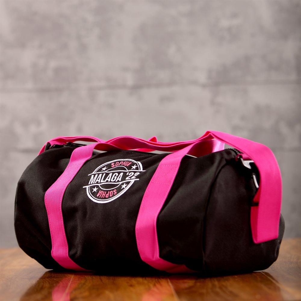 Custom Embroidered Mini Duffel Bags