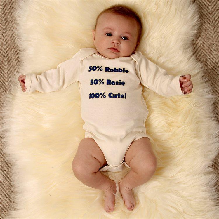 Baby Romper LS