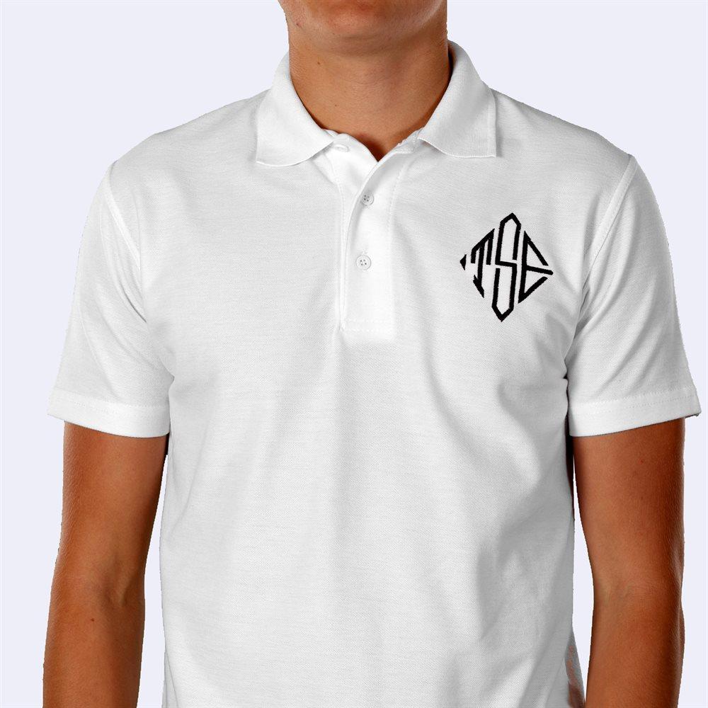 Bestickte Vorteils-Poloshirts