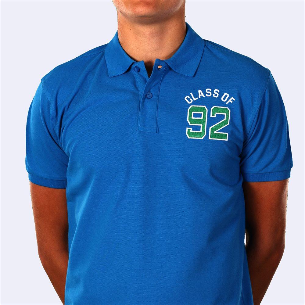 Embroidered Fashion Polo Shirts