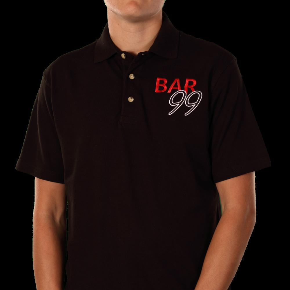 Bestickte Poloshirts