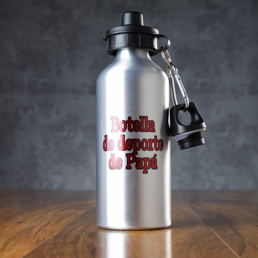 Impresión de botellas de agua