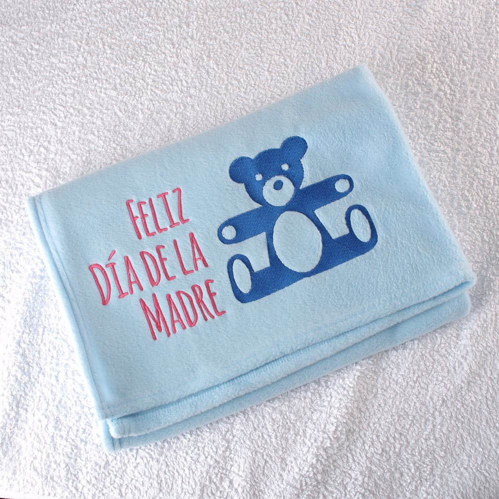 Mantas para bebé personalizadas