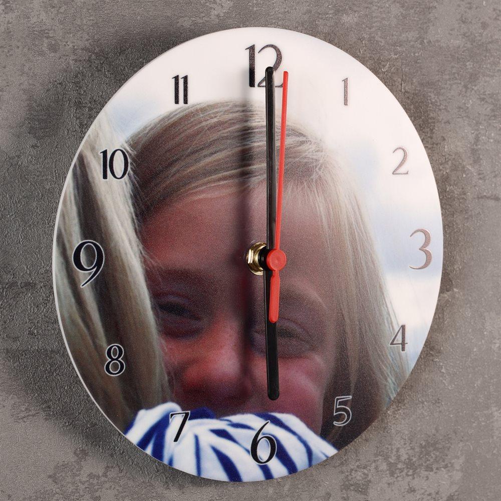 Relojes redondos con foto