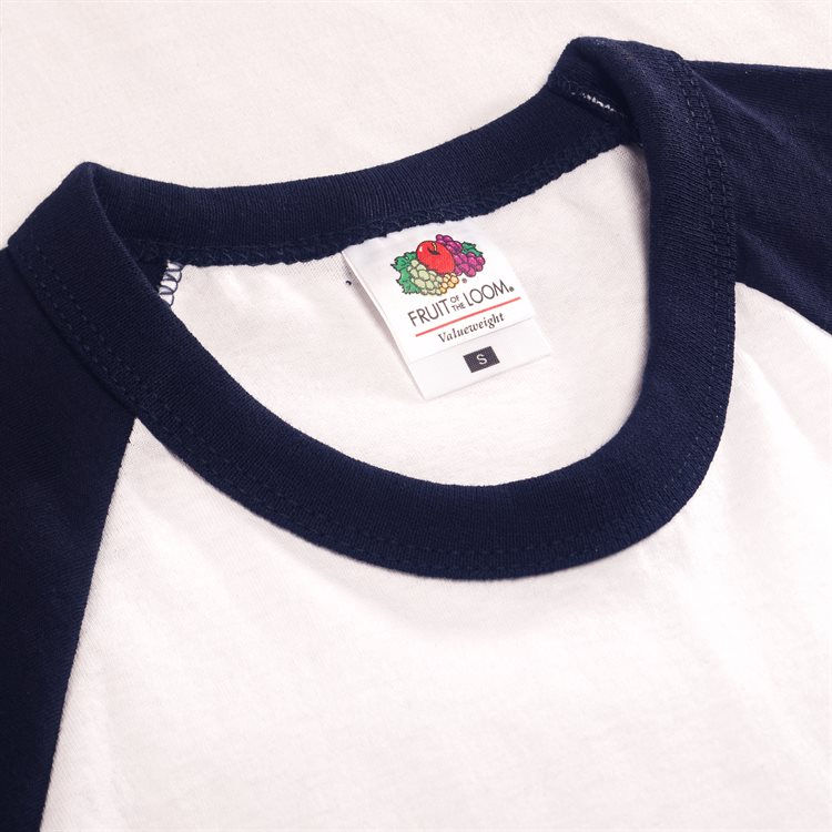 Baseball Shirt Long Sleeve