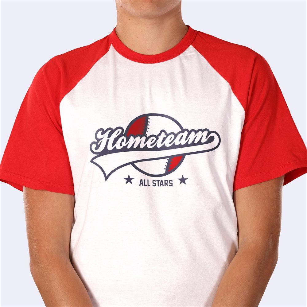 Individuelle Baseball T-Shirts  bedrucken