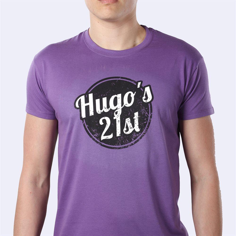 Personalisiertes Sol's Regent T-Shirt