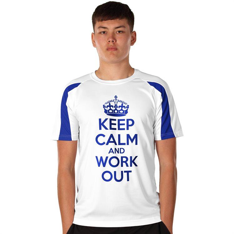 Sports Shirt Contrast