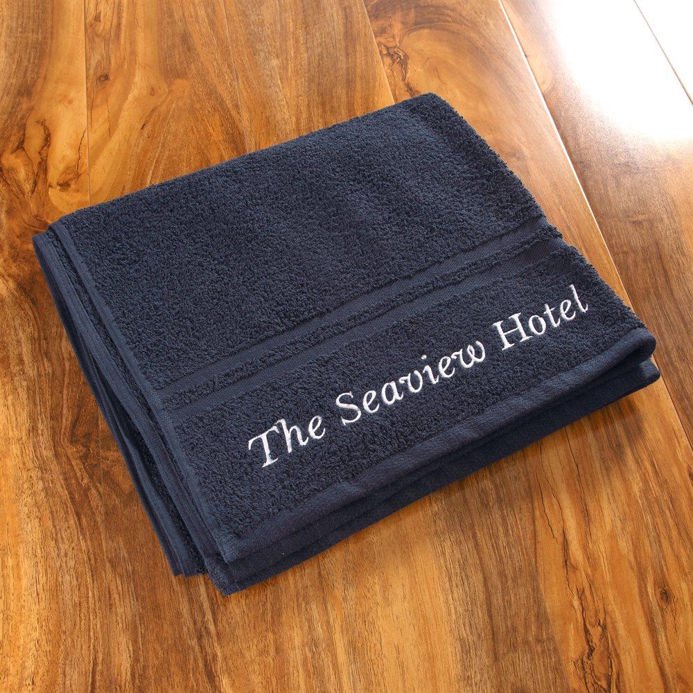 Personalised Bath Towels