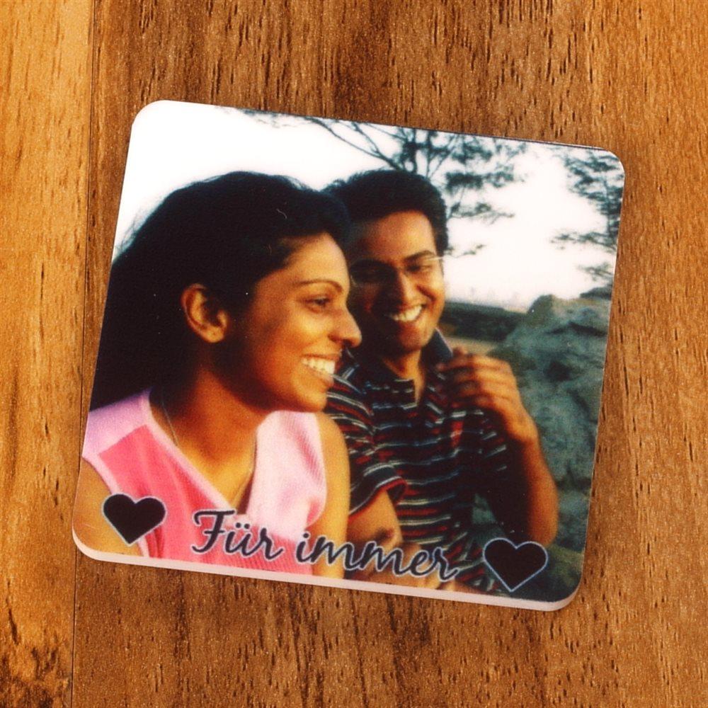 Personalisierten Foto-Magnete