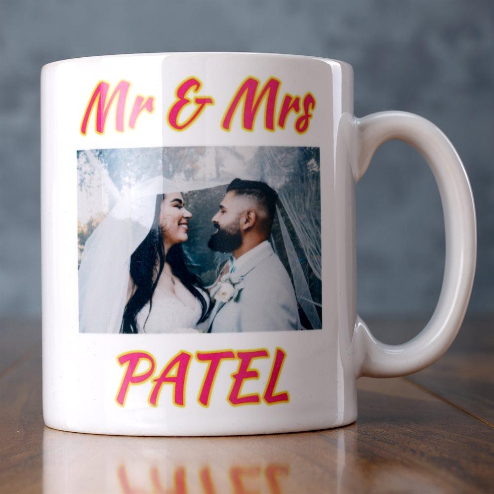 Personalised Mug Printing