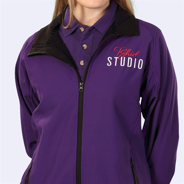 Personalised Softshell Jackets